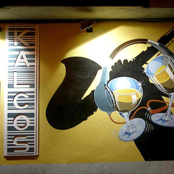 Logo de Bar Kalcos