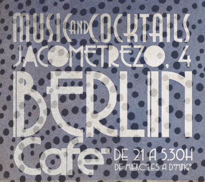 Logo de Café Berlin