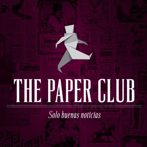 Logo de The Paper Club