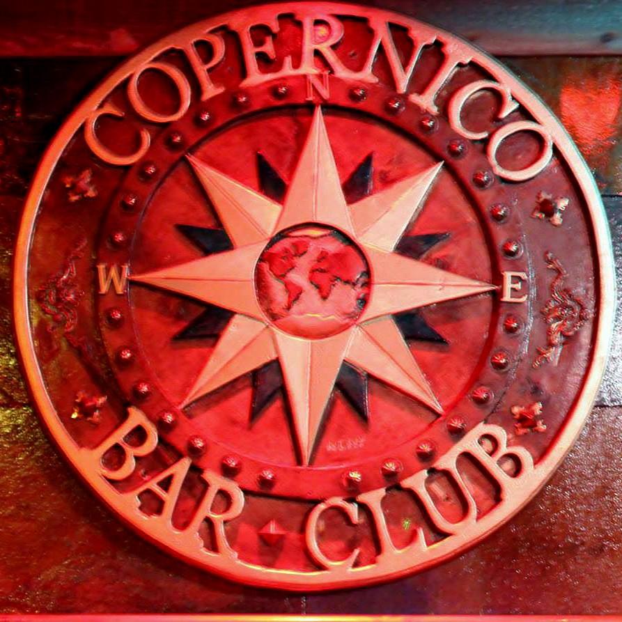 Logo de Sala Cópernico