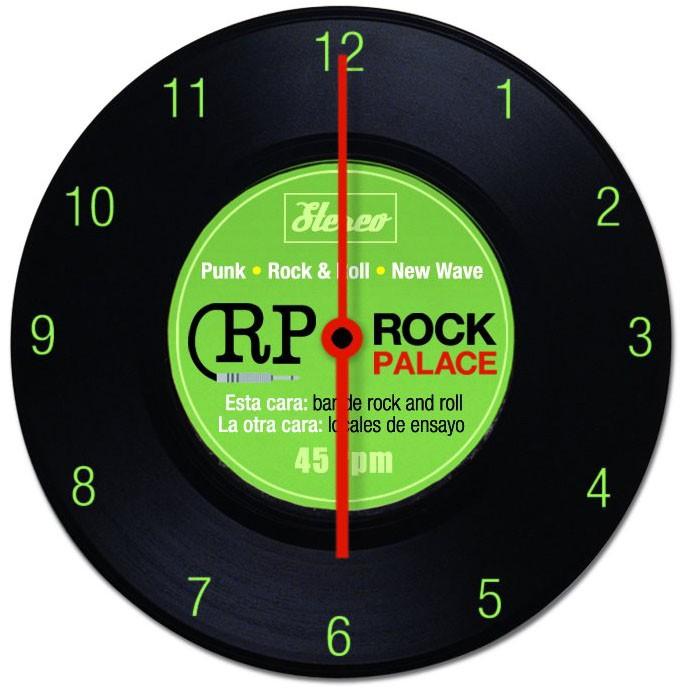 Logo de Sala Rock Palace