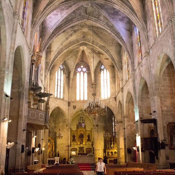 Logo de Iglesia de Sant Jaume