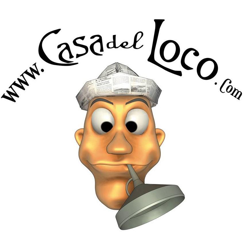 Logo de La Casa del Loco