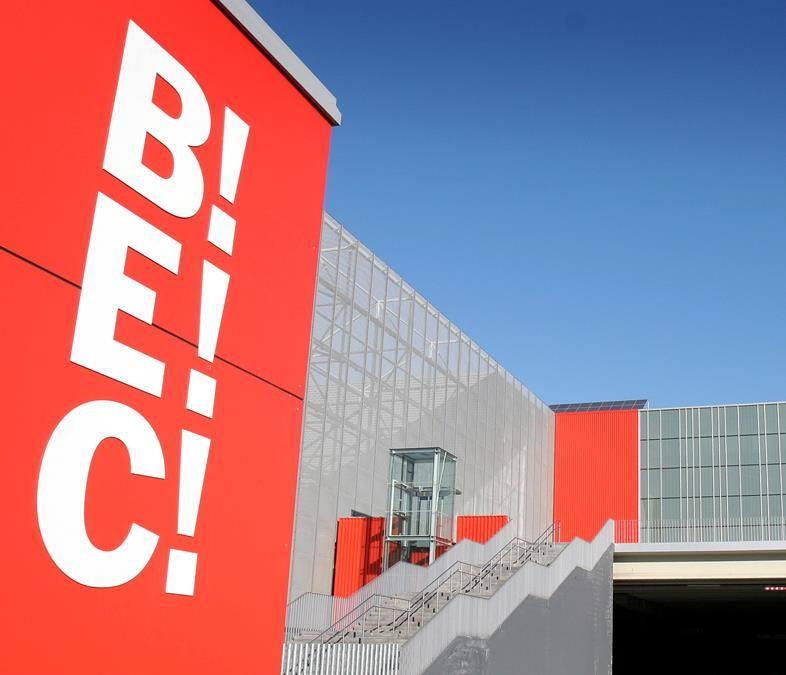 Logo de Sala BEC! Bizkaia Arena (CUBEC!)
