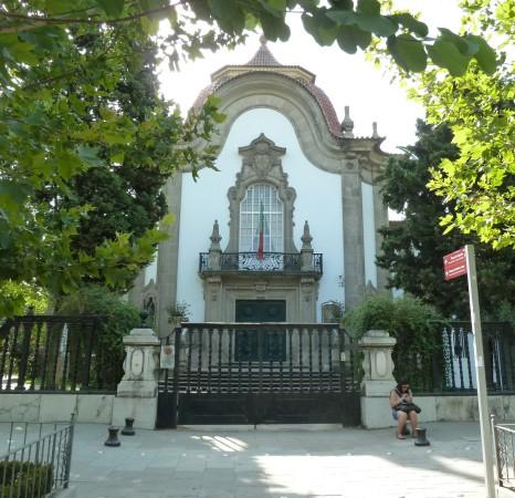 Logo de Consulado de Portugal