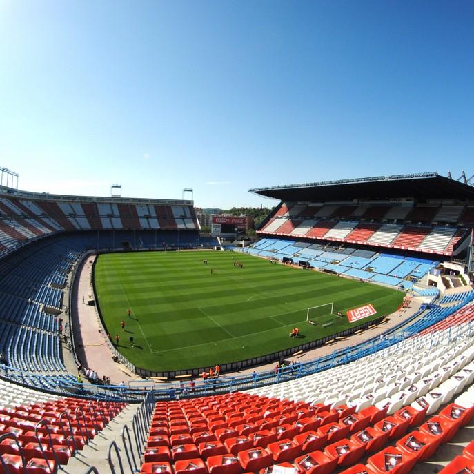 Logo de Estadio Vicente Calderón