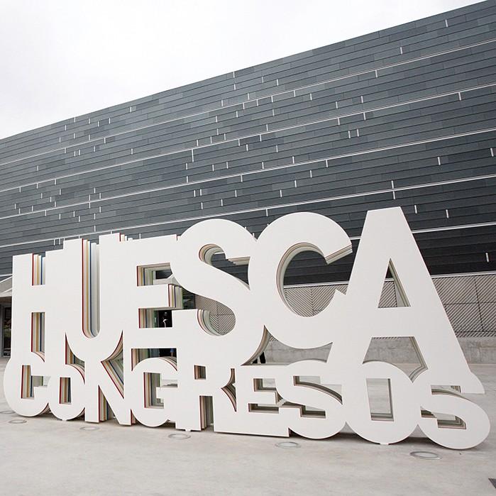 Logo de Palacio de Congresos de Huesca