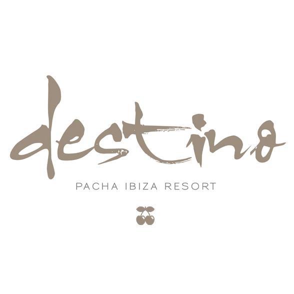 Logo de Destino Pacha Ibiza Resort