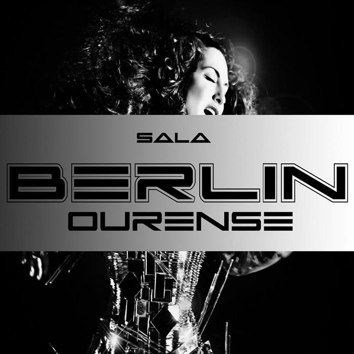 Logo de Sala Berlín Ourense