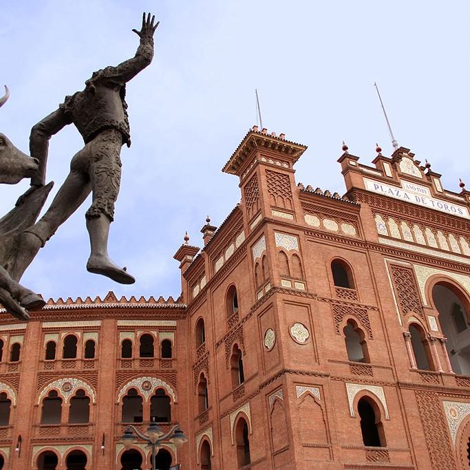 Logo de Plaza de Toros de las Ventas