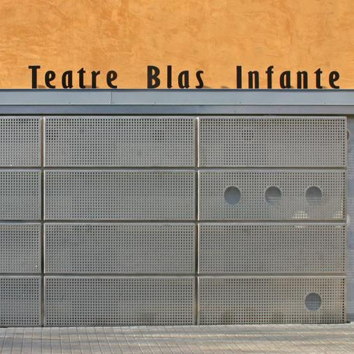Logo de Teatre Blas Infante