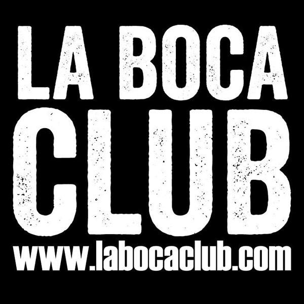 Logo de La Boca Club