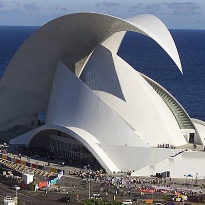 Logo de Auditorio de Tenerife Adán Martín