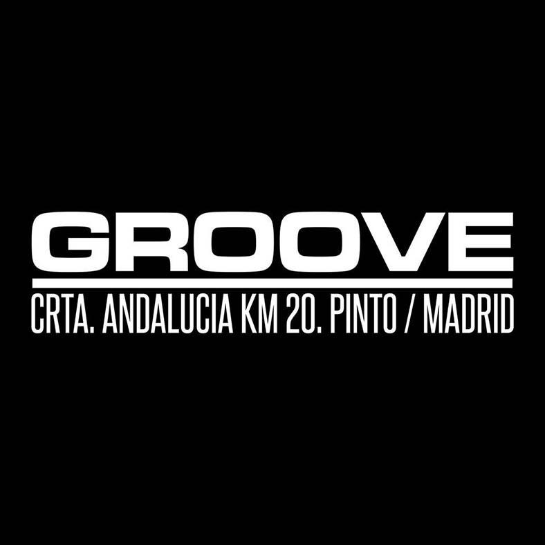 Logo de Sala Groove