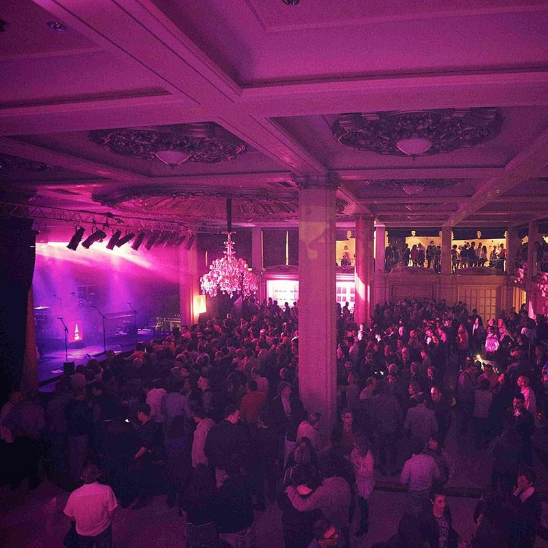 Sala finisterrae de a coru a conciertos y entradas for Sala clamores proximos eventos