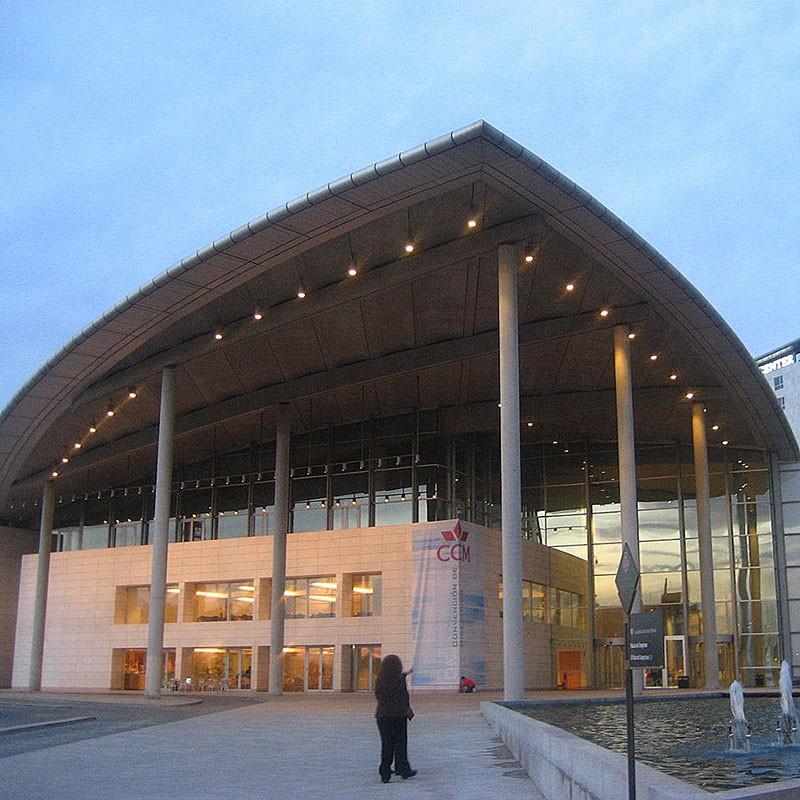 Logo de Palacio de Congresos de Valencia