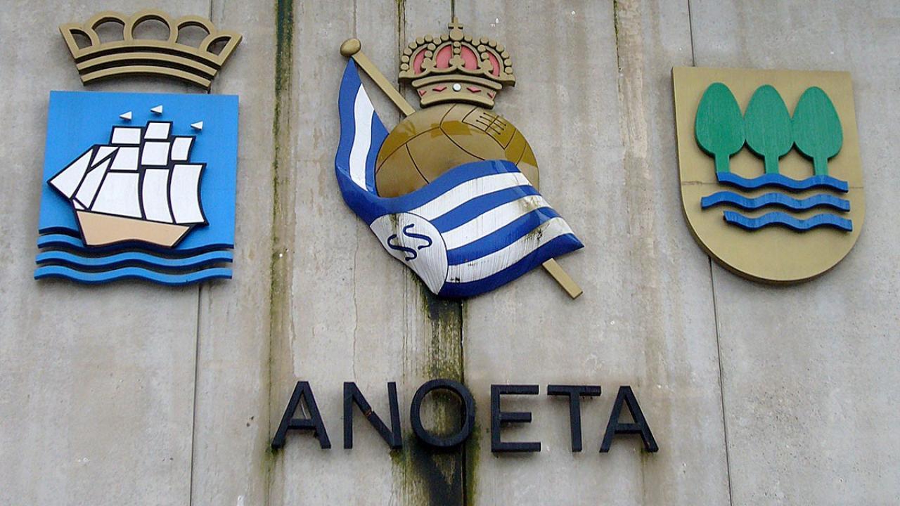 Logo de Estadio de Futbol Anoeta