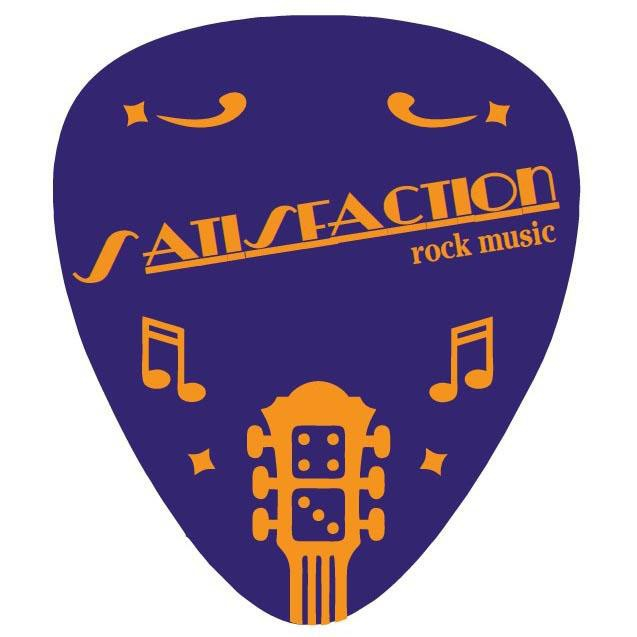 Logo de Satisfaction Rock & Roll Bar