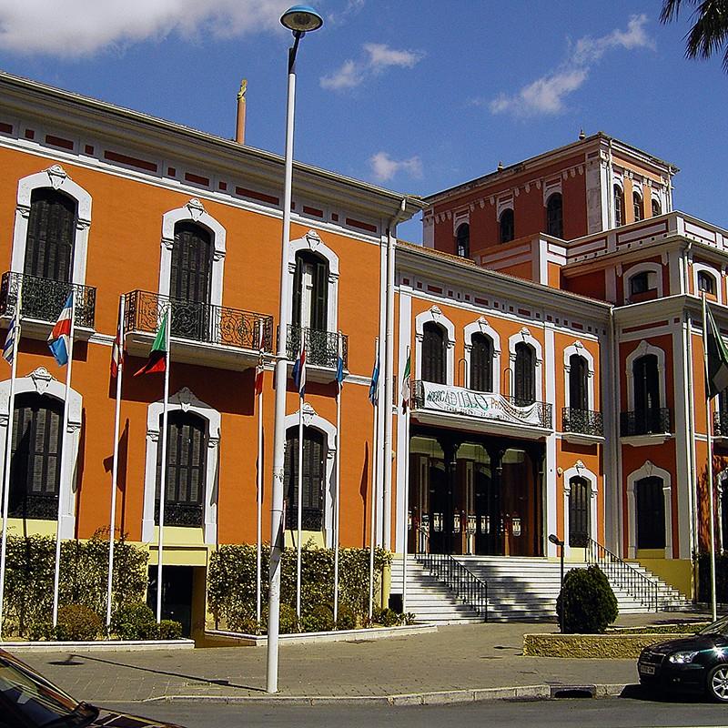 Logo de Casa Colón y Palacio de Congresos de Huelva