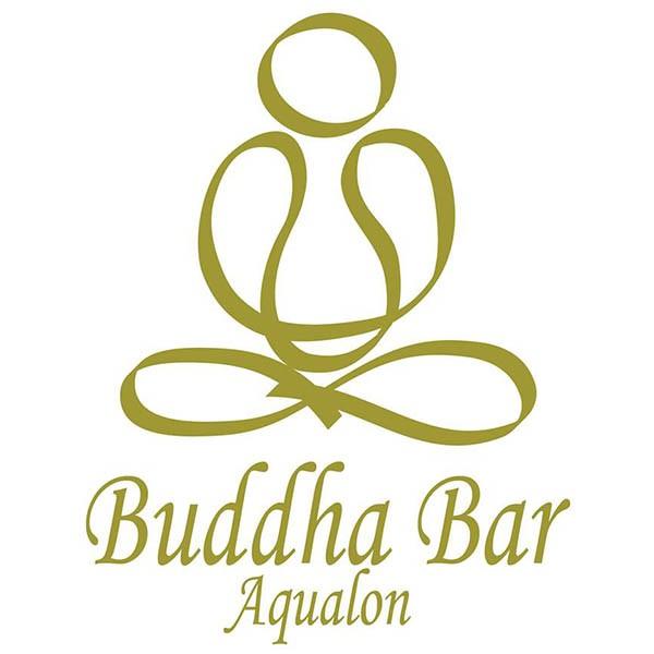 Logo de Discoteca Buda del CC Aqualon