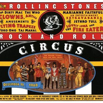 Logo de Sala Rock & Roll Circus