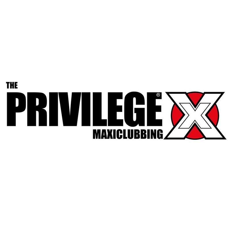 Logo de Discoteca Privilege X