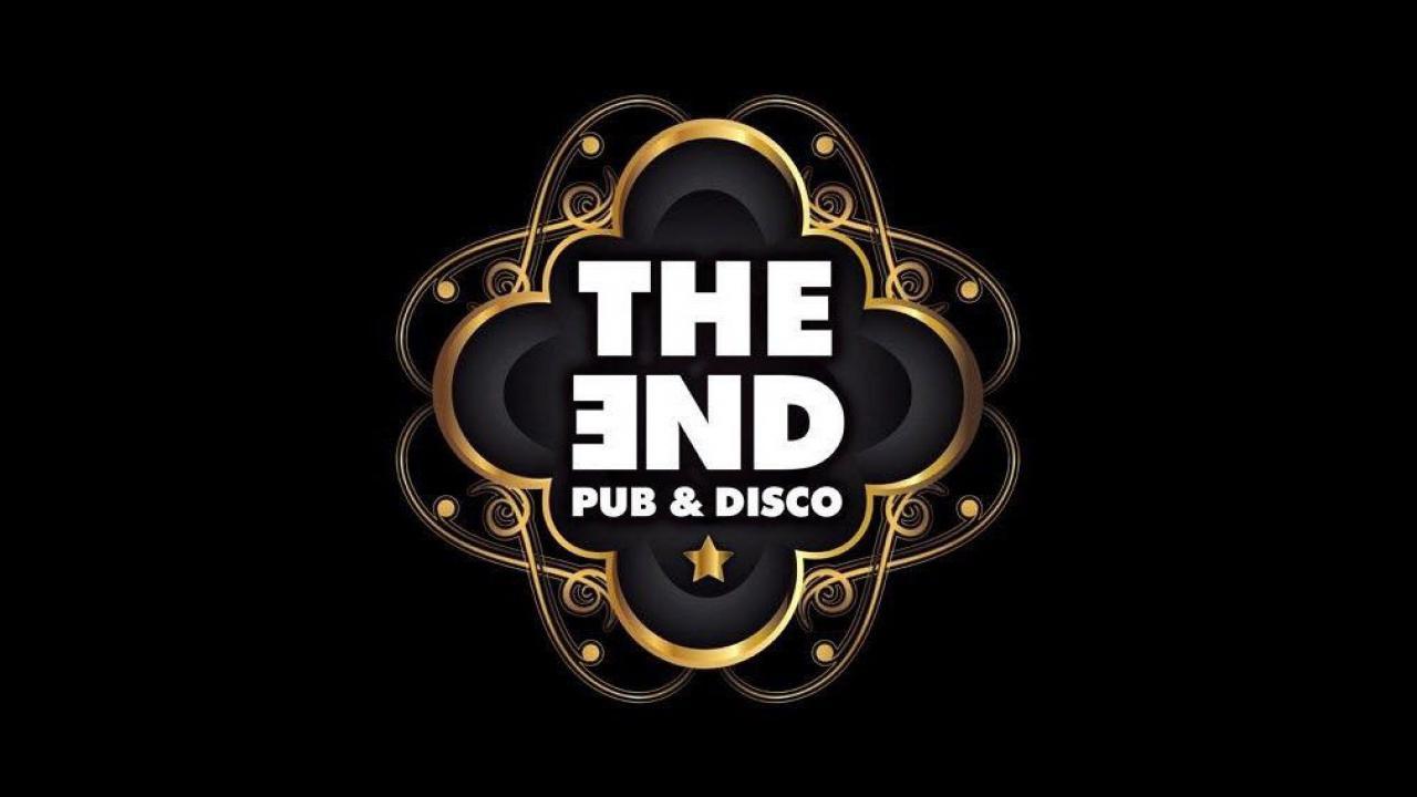 Logo de The End