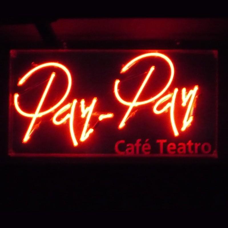 Logo de Café Teatro Pay Pay