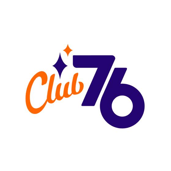 Logo de Club 76