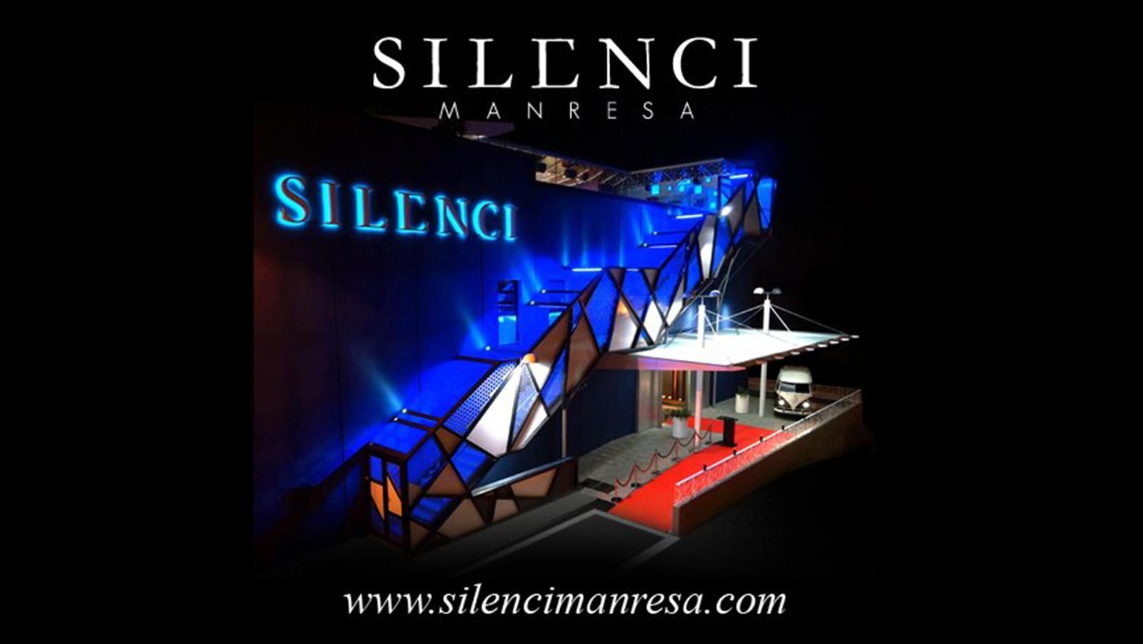Logo de Discoteca Silenci