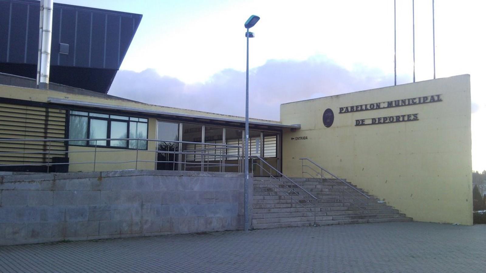 Logo de Polideportivo Municipal de Guijuelo