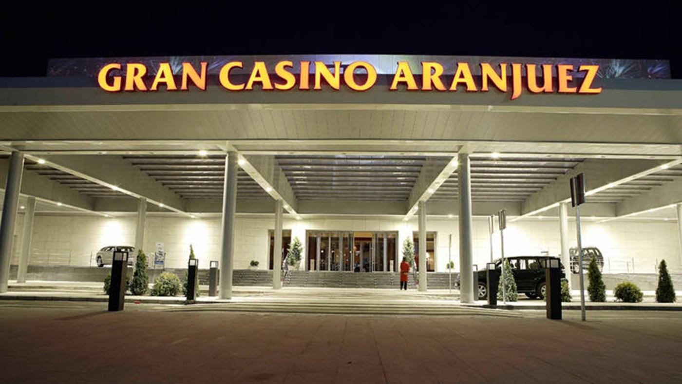 Logo de Gran Casino Aranjuez