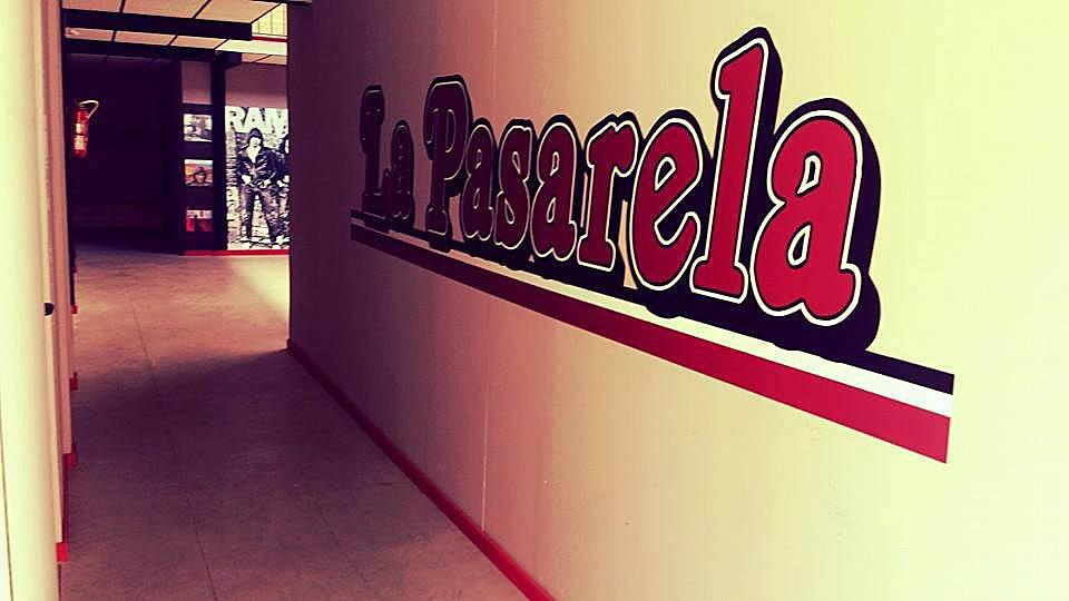 Logo de Sala La Pasarela