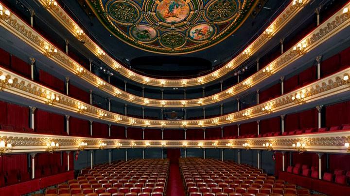 Logo de Teatro Principal de Zaragoza