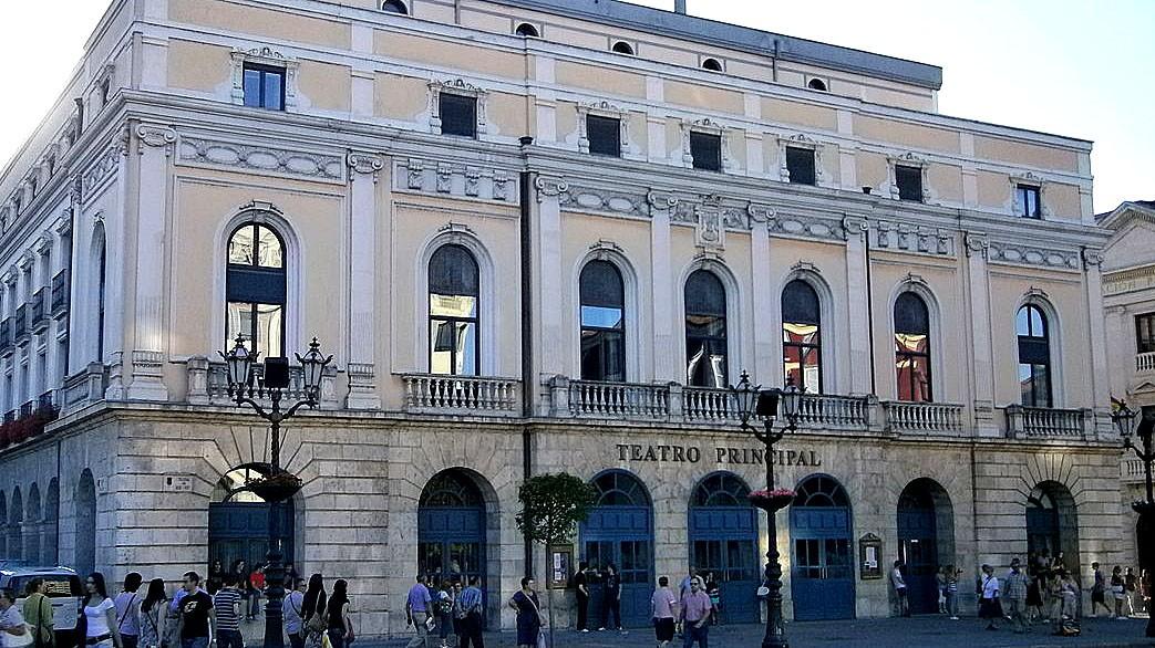 Logo de Teatro principal de Burgos