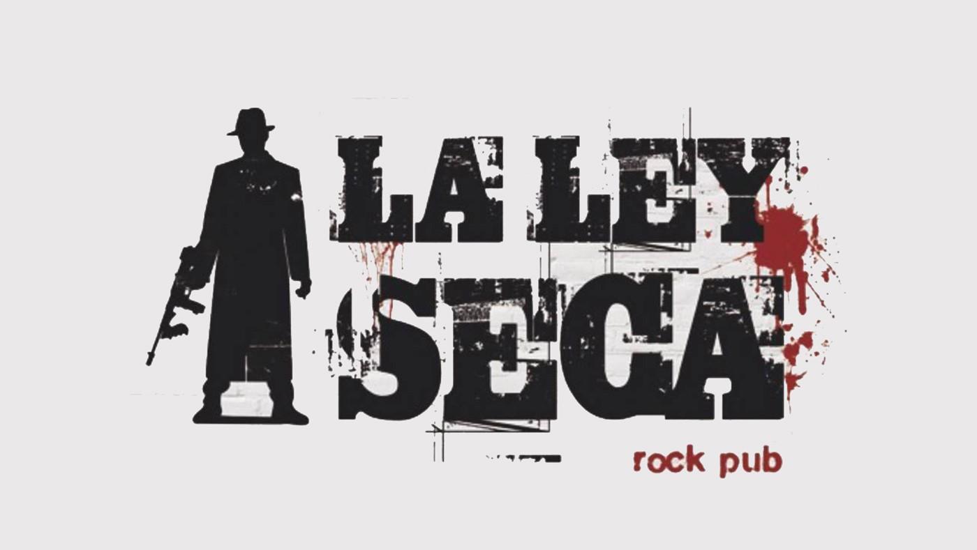 Logo de Rock Pub La Ley Seca