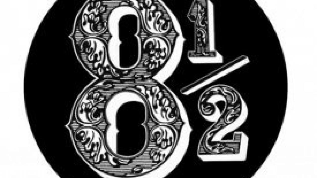 Logo de 8 y Medio