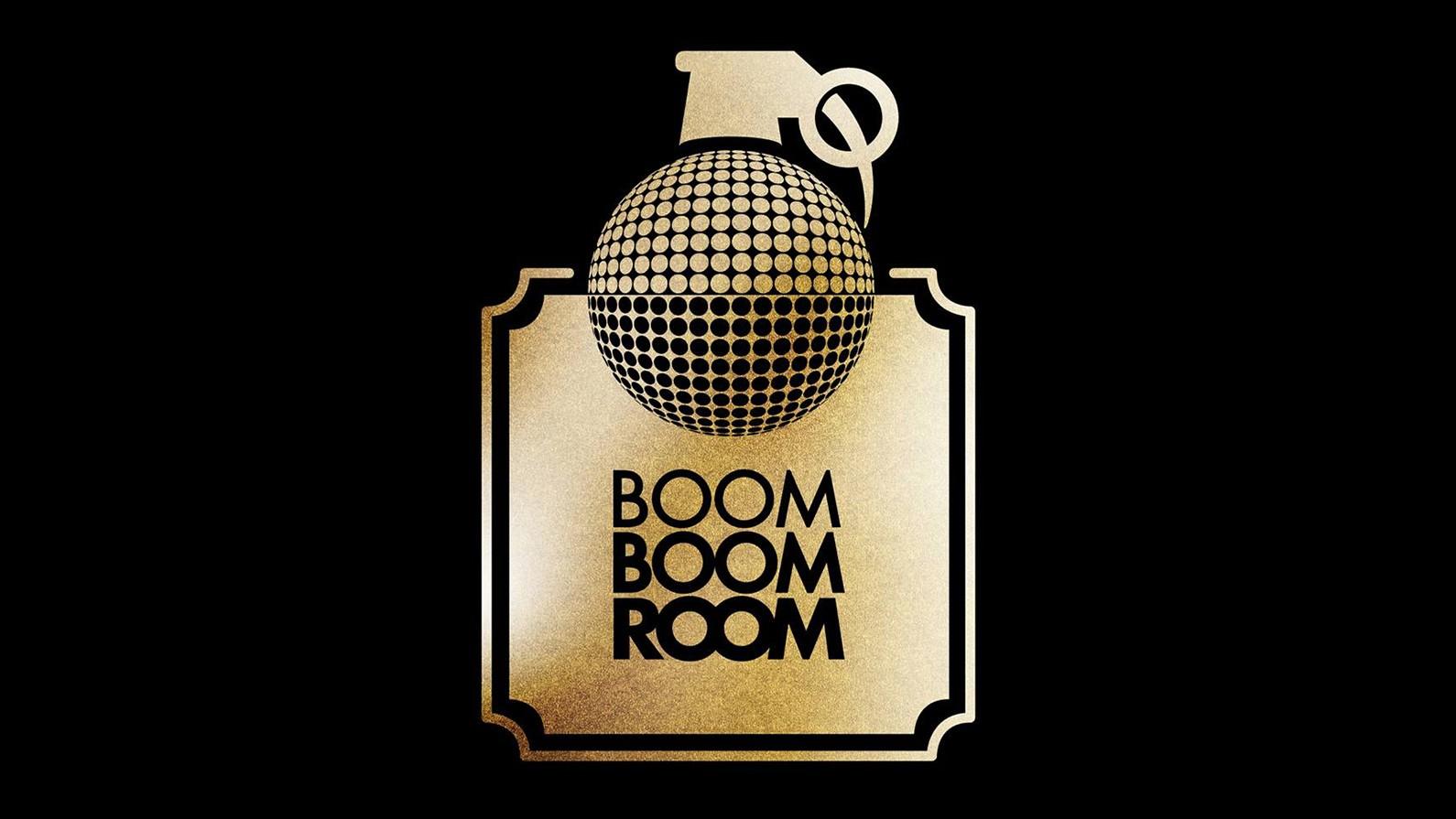 Logo de Discoteca  Boom Boom Room