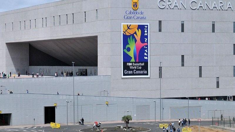 Logo de Gran Canaria Arena