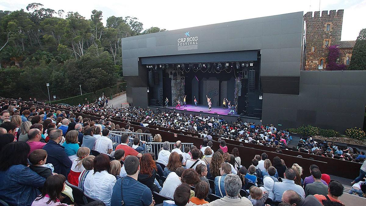 Logo de Los Jardines de Cap Roig