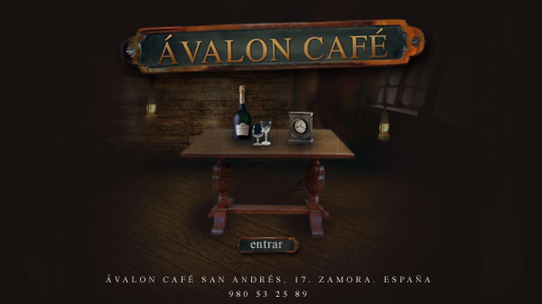 Logo de Sala Ávalon Café (Zamora)
