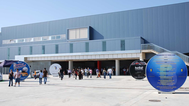 Logo de IFEBA (Auditorio Feria de Muestras Badajoz)