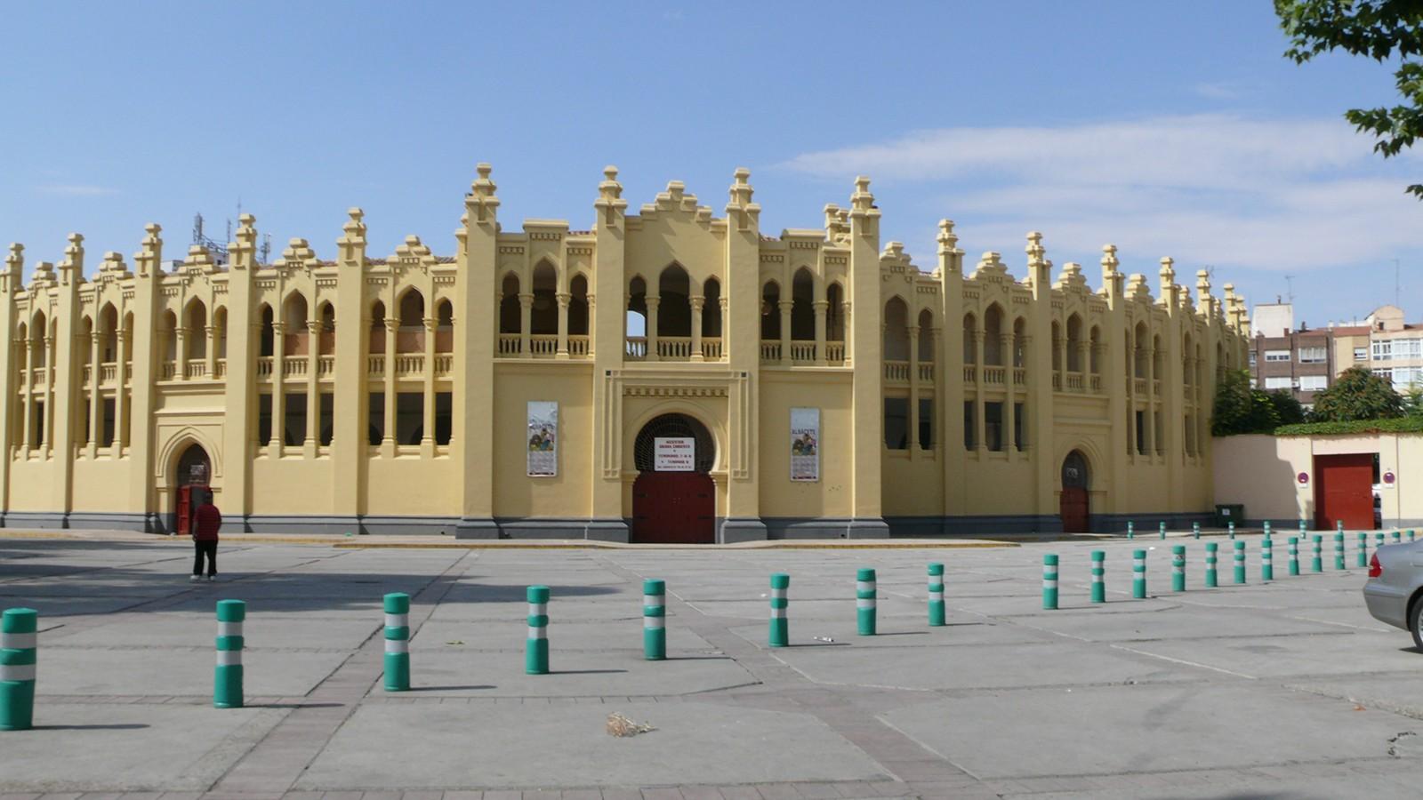 Logo de Plaza de Toros de Albacete