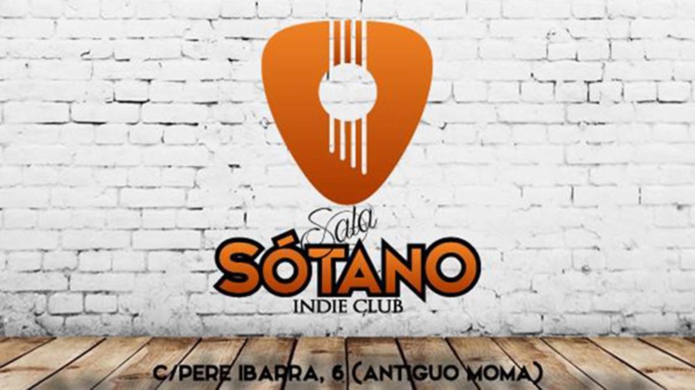 Logo de Sótano Indie Club