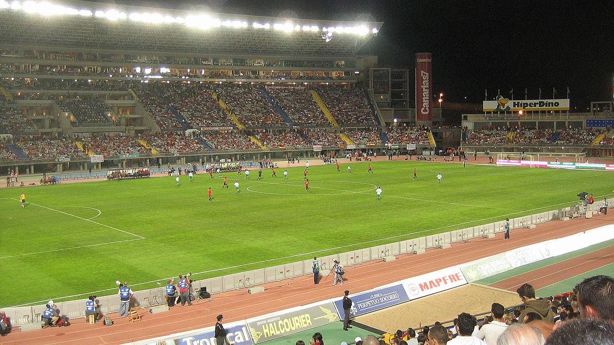 Logo de Estadio de Gran Canaria