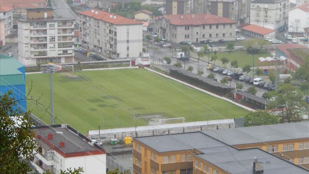 Logo de Campo de Fútbol de San Lorenzo