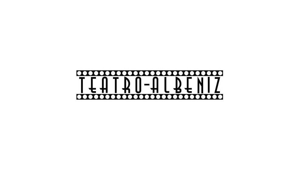 Logo de Teatro, Sala y Discoteca Albéniz