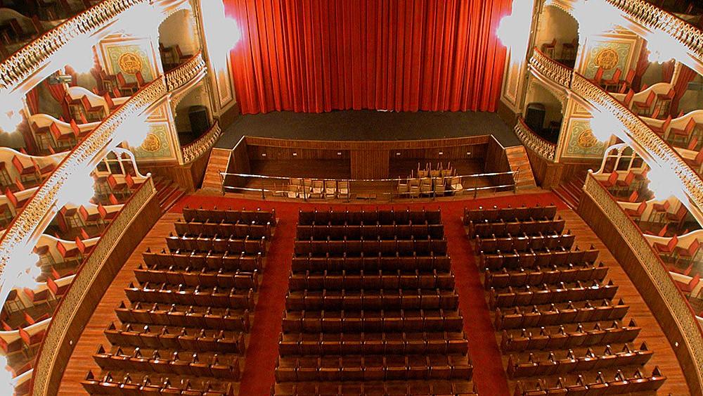 Logo de Gran Teatro Falla