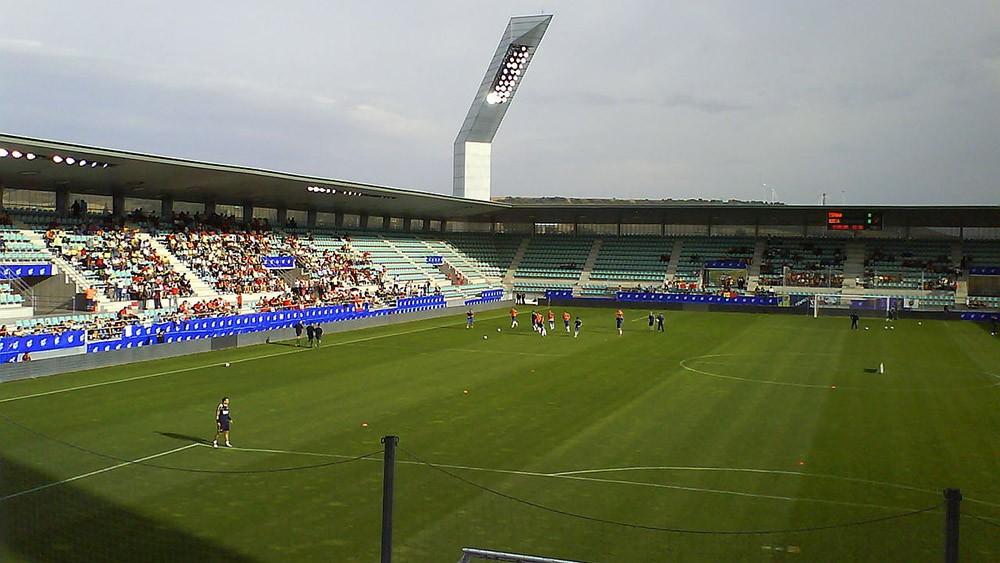 Logo de Estadio Nueva Balastera