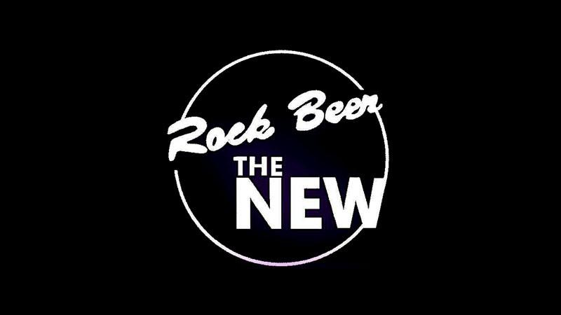 Logo de Sala Rock beer The New